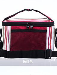oxford malas pano de unisex vermelho / azul