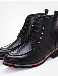 Men's Shoes Casual   Boots Black / Brown / Red