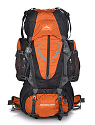 85 L Hiking & Backpacking Pack Backpack Climbing Camping & Hiking Multifunctional
