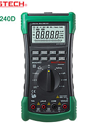 Mastech Ms8240d 22000 Word High Precision Handheld Digital Million with a Table Capacitor HZ Duty Cycle Test