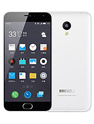"MEIZU Blue 2 5.0"" Android 5.1 4G Smart Phone(Dual Camera, MT6735 ,1.3GHz,Quad Core,13.0Mp+5.0Mp,2GB RAM,16GB ROM)"