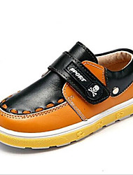 Baby Shoes Casual Leather Fashion Sneakers Black / Blue / Yellow