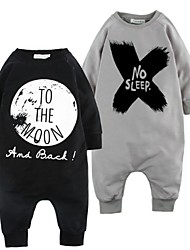 Autumn 100% Cotton Baby Boy Clothes Girl Baby Romper Baby Clothes SLEEP Baby Clothing Harem Style Pants Collapse Onesies