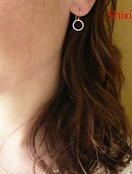 Alloy Earring Drop Earrings Daily/Casual 2pcs