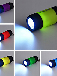 Mini Keychain Pocket Torch USB Rechargeable LED Night Light(Random Color)