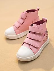 Sneakers a la Moda ( Negro / Rosa / Rojo ) - Comfort / Botines - Cuero
