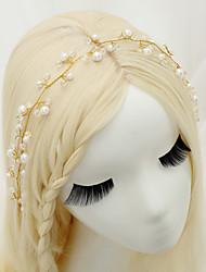 Rhinestone Crystal Alloy Headpiece-Wedding Special Occasion Headbands 1 Piece