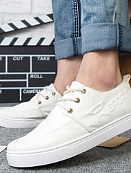 Men's Shoes Casual Canvas Fashion Sneakers Blue / Green / White