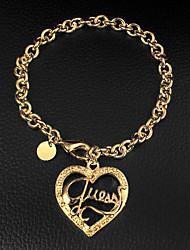 Alisa     18k gold  Women's Fashion Temperament  Bracelet