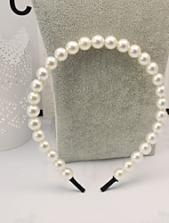 Women's Temperament Pearl Headband