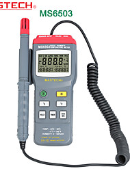 MASTECH MS6503 High Precision Temperature And Humidity Meter RS-232C Infrared Interface