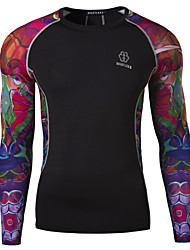 Long Sleeve Cycling Jersey Bike Sweatshirt Tops Quick Dry Breathable Sports Cycling Leisure Sports