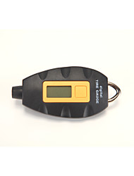 Bicycle Bike Car Tire Diagnostic LCD Display Universal Car Digital Tire Pressure Tool Gauge