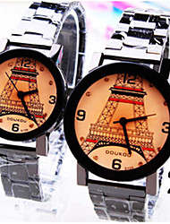 Man And Woman Unisex's Couples Wrist Watch