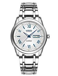 Vodoy®Men's Wrist Watch  Steel Business Water Resistant Mechanical Watch