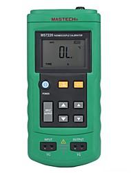Mastech ms7220- термопара калибратор - температура калибратора - аналоговый выход мв термопара источник сигнала