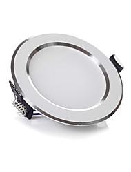 Downlight de LED Encaixe Embutido SMD 5630 1100-1200LM lm Branco Quente / Branco Frio Regulável AC 220-240 V 4 pçs