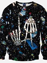 1999BL All Match 3D Print Sweater