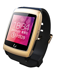 CHR Wearable Smartwatch, Camera Message Media Control/Hands Free Calls/Sleep Tracker/Pedometer/For Android Smartphone