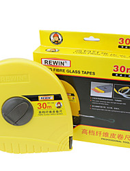REWIN® TOOL Top Grade Fiberglass Tape With ABS Material 30m