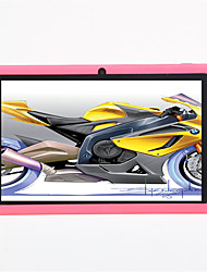 "Icestar Z36 7""Android4.4 A33 Quad HD-display Tablet(Bluetooth,WiFi,Quad Core ,RAM 512MB ROM 8 GBDual Camera  Flash)"