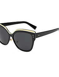 mujeres / Mädchen 's Gespiegelt / UV-Schutzbrillen Katzenauge Sonnenbrillen