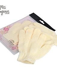 banheira de hidromassagem esfregando luva chuveiro scrubber volta luvas de banho esfoliante corporal massagem esponja
