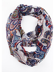 Women Mesh Scarf , Vintage/Casual