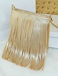 WEST BIKING® 2015 Korean Models Fashion Handbags Casual Shoulder Bag Tassel Mobile Messenger Bag Tide