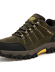 Men's Hiking Shoes Green/Gray/Khaki