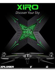 исследователь v беспилотный 3 оси черный беспилотный quadcopter комплекте с карданной и 1080p камеры (издание V)