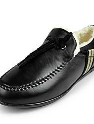 Zapatos de Hombre Mocasines Casual Semicuero Neutro