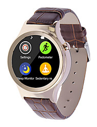Aoluguya S20 Wearable Smartwatch, Media Control/Hands-Free Calls/Pedometer/Anti-lost for Android/iOS (Assorted Colors)