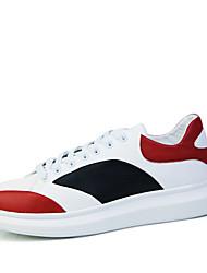 Women's / Men's Walking Shoes  Black / Red / White