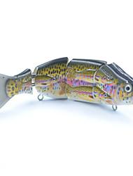 """Esca Esche nuotanti 38 g Oncia mm / 6"""" pollice 1 pcPesca a mulinello / Pesca di acqua dolce / Pesca con esca / Pesca dilettantistica /"""
