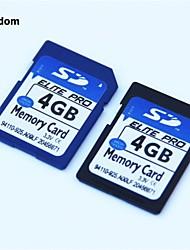 4gb scheda di memoria SD (classe 4)