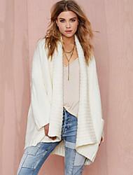 2015 new fashion cardigan sweater coat lapel America big girl