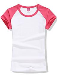 Personalized Ladies Fashion T-shirt Sport