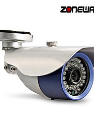 ZONEWAY® B30DR-H Outdoor Night Vision 1/3 SONY Effio-E 700TVL HD Waterproof IR Bullet CCTV Camera