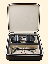 PU Material Glasses Box