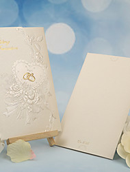Personalized Tri-Fold Wedding Invitations Invitation Cards-50 Piece/Set Pearl Paper