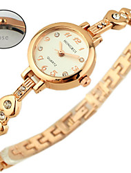 Personalized Gift Women's  Watch with Metal Band