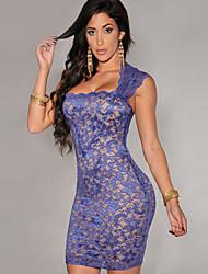 Women's Dress , Sexy Sleeveless