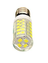 8W E14 / G9 / G4 / E12 Ampoules Maïs LED T 51 SMD 2835 720 lm Blanc Chaud / Blanc Froid Décorative AC 100-240 V 1 pièce