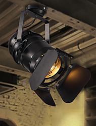15W Projecteur ,  Rustique Peintures Fonctionnalité for LED MétalSalle de séjour / Chambre à coucher / Salle à manger / Cuisine /
