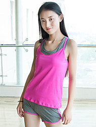 Vest - Yoga / Fitness - Women's - Sleeveless - Quick Dry