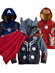 - Super Heroes - für Kind - Kostüme - mit Mantel