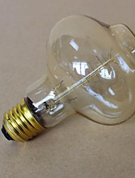 D80 Lanterns Wire Retro Decoration 40 W Bulb