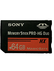 64GB MS Memory Stick Pro Duo Card Storage for Sony PSP 1000/2000/3000 Game