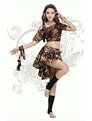 Roupa ( Outro , Poliéster / Fibra de Leite , Dança do Ventre ) - de Dança do Ventre - Mulheres